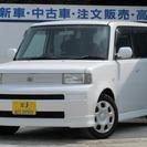 トヨタ bB 1.3 S Wバージョン 純正エアロ タイミング...