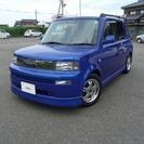トヨタ bBオープンデッキ 1.5 ブルー(ブルーメタリック)...