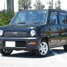 ダイハツ ネイキッド 660 (ブラック) クロカン・SUV...