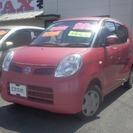 日産 モコ 660 E オートエアコン  スマートキー(ピンク...