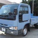 日産 アトラス 2.0 スーパーロー DX (ブルー) トラック