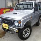 スズキ ジムニー 660 ワイルドウインド 4WD リフトアップ...