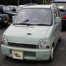 スズキ ワゴンR 660 コラムターボ (グリーン) ハッチ...