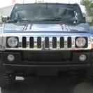 ハマー H2 6.0 4WD 車検整備付(ブラック) クロカ...