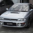スバル インプレッサ 2.0 WRX 4WD (シルバー) セダン