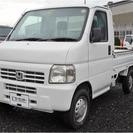ホンダ アクティトラック 660 アタックN 4WD 5速MT ...