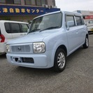 スズキ アルトラパン 660 X (ブルー) ハッチバック 軽自動車