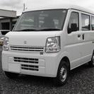 スズキ エブリイ PA パワステ (ホワイト) ミニバン 軽自動車