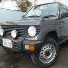 三菱 パジェロミニ 660 XR-I 4WD 5MT タイベル...