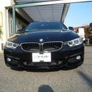 BMW 4シリーズクーペ 420i Mスポーツ (ブラック) クーペ