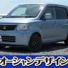 三菱 eKワゴン 660 M 4WD 検2年 キーレス ベンチシ...