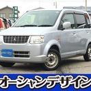 三菱 eKワゴン 660 M 4WD 検2年 キーレス ETC ...