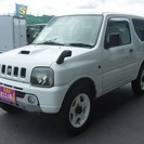 スズキ ジムニー 660 XG 4WD (ホワイト) クロカ...