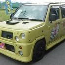 ダイハツ ネイキッド 660 ターボ Gパッケージ 4WD レー...