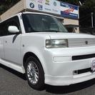 トヨタ bB 1.3 S Wバージョン 車検29年10月(ホワ...
