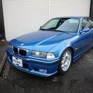 BMW M3 3.2 E36 M3 6MT エストリルブルー...