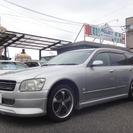 日産 ステージア 2.5 250t RX FOUR 4WD フ...