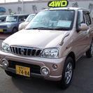 ダイハツ テリオスキッド 660 CL 4WD (ピンク) ク...