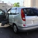 日産 ティーノ 1.8 X 助手席リフトアップシート(シルバー...