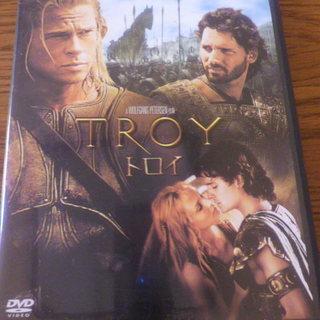 BRAD PITTさん主演DVD「TROY」