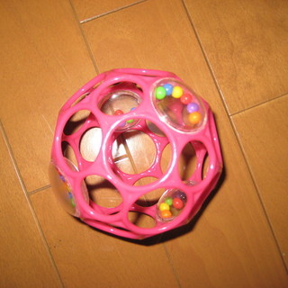 オーボール ピンク