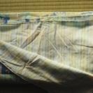 掛け布団カバーです。シングルサイズ。中古。