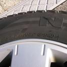 トヨタ純正アルミホイール+スタッドレスタイヤ4本セット