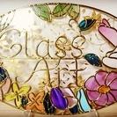 ✢✢グラスアート教室✢✢生徒さん募集中。グラスアート作品でお部屋を...