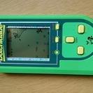 売れました。レア 電子ゲーム  タカトクトイス  ドッチダベー