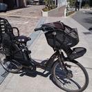 電動自転車  子供   3人乗り ヤマハ PAS  2014