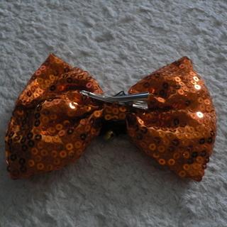ハロウィン用 髪飾り 大きめリボン 開封のみの美品 − 大阪府