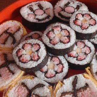 お寿司の料理教室「飾り巻きねっと」