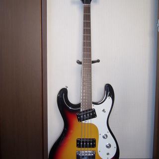 モズライト・Bass・Japan お好きな方に売却希望