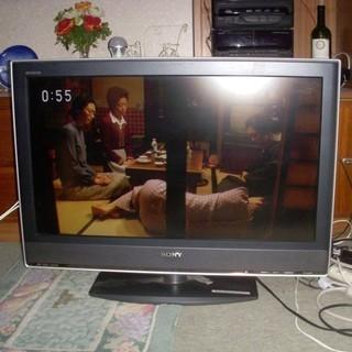 中古液晶デジタルテレビKDL-32...