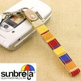 【sunbrella】サンブレラ携帯ストラップG ST-42G