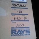 RAYS TE37