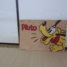 ■ コルクボード(Pluto柄) 44cm×30cm