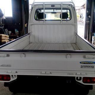 H10年式(お宝)サンバートラック完全実走行17000キロ