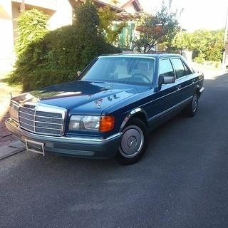 1985年式 メルセデスベンツ 300SE ワンオーナー車 程度上...