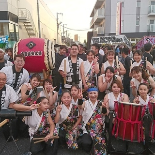 和太鼓サークル新メンバー募集!