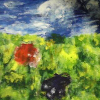 初心者絵画制作による知能向上、精神安定、豊かなライフスタイル