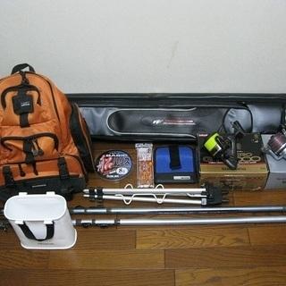 投げ釣り道具