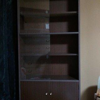 引越の為、本棚、差し上げます。運搬手伝います。(有料)