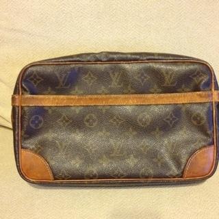 ヴィトンのハンドバッグ