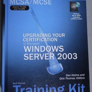 Microsoft Windows Server2003向け資格...