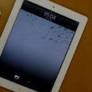 【売約済み】iPad2 16GBホワイト 30,000円