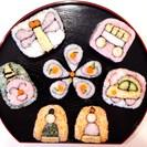 飾り巻き寿司教室(四日市)生徒募集!!無料見学可能♪