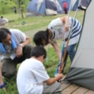 サイエンスキャンプ2012-デジタルで探れ!森が教える時間と記憶-