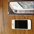 iPhone4ホワイト/白16GB