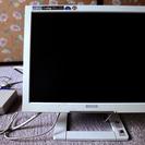 IO-DATA アナログ15pin液晶モニタ LCD-A1…